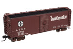 "Santa Fe ""Grand Canyon"" 40' PS-1 Box Car #31690"