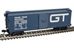 Grand Trunk Western USRA Steel Rebuilt Box Car #460110