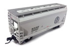 BNSF 2-Bay Centerflow Hopper #405562