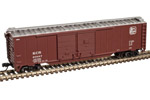 Kansas City Southern 50' Double Door Box Car #20933