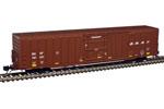 BNSF BX-177 60' Box Car #781278