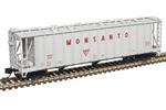 Monsanto (MOHX) 3500 Cubic Foot Dry-Flo Covered Hopper #3510