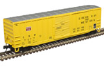 "Green Bay & Western 50' 6"" ACF Box Car #7077"