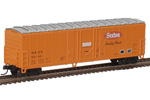 Sexton Foods (NADX) 50' NACC Smooth Side RBL Box Car #50163