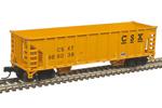 CSX 41' Ballast Hopper #966063