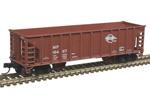 Missouri Pacific 41' Ballast Hopper #16671