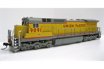 Union Pacific Dash 8-40C #9091 (DC Version)