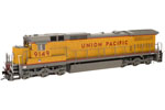 Union Pacific Dash 8-40C #9122 (DC Version)