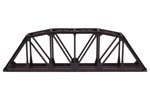 "C83 18"" Through Truss Bridge Kit (Black)"