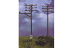 Telephone Poles (12 Pack)