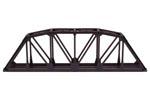 """C100 18"""" Through Truss Bridge Kit (Black)"""