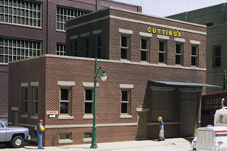 Cutting's Scissor Co.