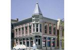 Corner Turret Building