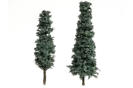 Spruce Trees - Small (15 Pack)