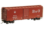 Baltimore & Ohio 40' PS-1 Box Car #468747
