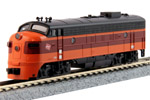 Milwaukee Road FP7A #90C (DC Version)