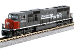 Southern Pacific SD70M #9804 (DC Version)