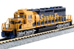Santa Fe SD40-2 #5072 (DC Version)