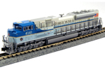 """Union Pacific SD70ACe #4141 """"George Bush"""" (DCC & Sound)"""