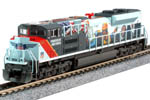 """Union Pacific SD70ACe #1111 """"Powered By Our People"""" (DC Version)"""