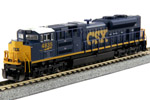 CSX SD70ACe #4835 (DC Version)