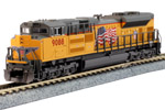 Union Pacific SD70ACe #9088 (DC Version)
