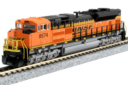 BNSF SD70ACe #8574 (DC Version)