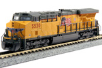 Union Pacific ES44AC #5530 (DC Version)
