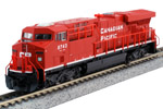 Canadian Pacific ES44AC #8743 (DC Version)