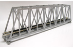 Unitrack Single Truss Bridge (Silver)