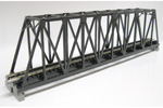 Unitrack Single Truss Bridge (Black)