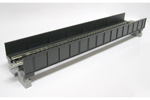 Unitrack Single Plate Girder Bridge (Black)