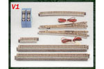 Unitrack V1 Mainline Passing Siding Set