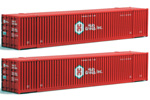 53' Intermodal Container 2 Pack - Hub Group #635664