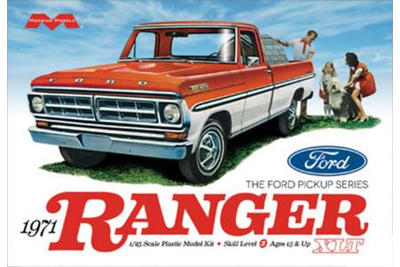 1971 Ford Ranger XLT
