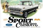 1972 Ford Sport Custom Pickup
