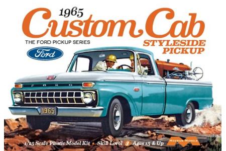 1965 Ford F-100 Custom Cab Styleside Pickup