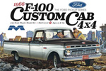 1966 Ford F-100 Custom Cab 4x4 Pickup