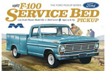 1967 Ford F-100 Service Bed Pickup