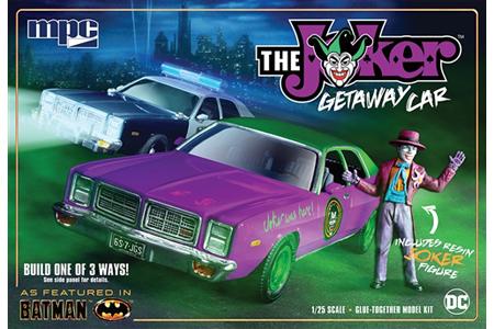 """1977 Dodge Monaco """"The Joker Getaway Car"""""""