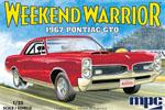 """1967 Pontiac GTO """"Weekend Warrior"""""""
