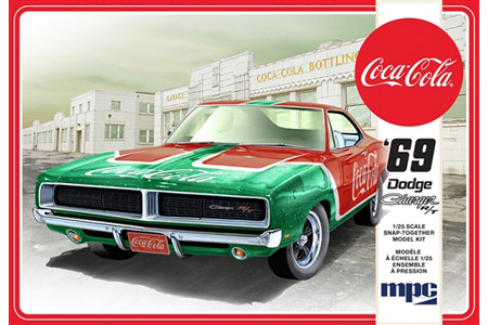 "1969 Dodge Charger R/T ""Coca Cola"" (Snap)"