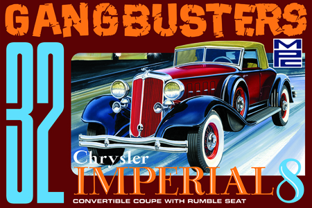 "1932 Chrysler Imperial Eight ""Gangbusters"""
