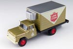 1960 Ford Refrigerated Box Truck - Lone Star Beer