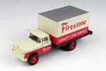 1960 Ford Box Truck - Firestone