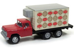1960 Ford Refrigerated Box Truck - Schaefer Beer