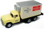 1960 Ford Refrigerated Box Truck - Old Milwaukee Beer