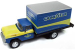 1960 Ford Box Truck - Goodyear Tires