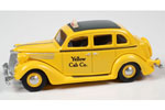 1936 Ford Sedan - Yellow Cab Taxi