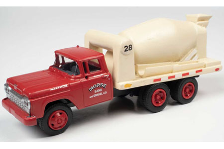 1960 Ford Cement Truck - Morse Sand & Gravel